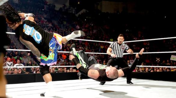 Not A Great Night For Road Dogg To Say The Least